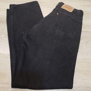 Vintage Levis Jeans Orange Tab